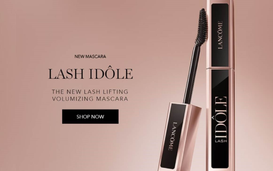 NEW MASCARA | LASH IDÔLE
