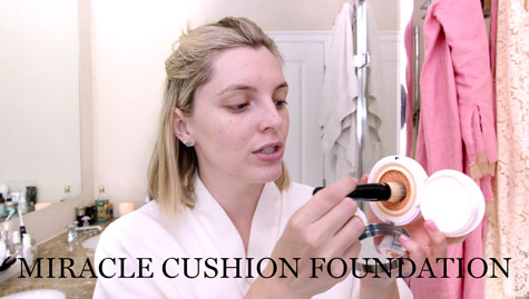Step 4: Miracle Cushion Foundation