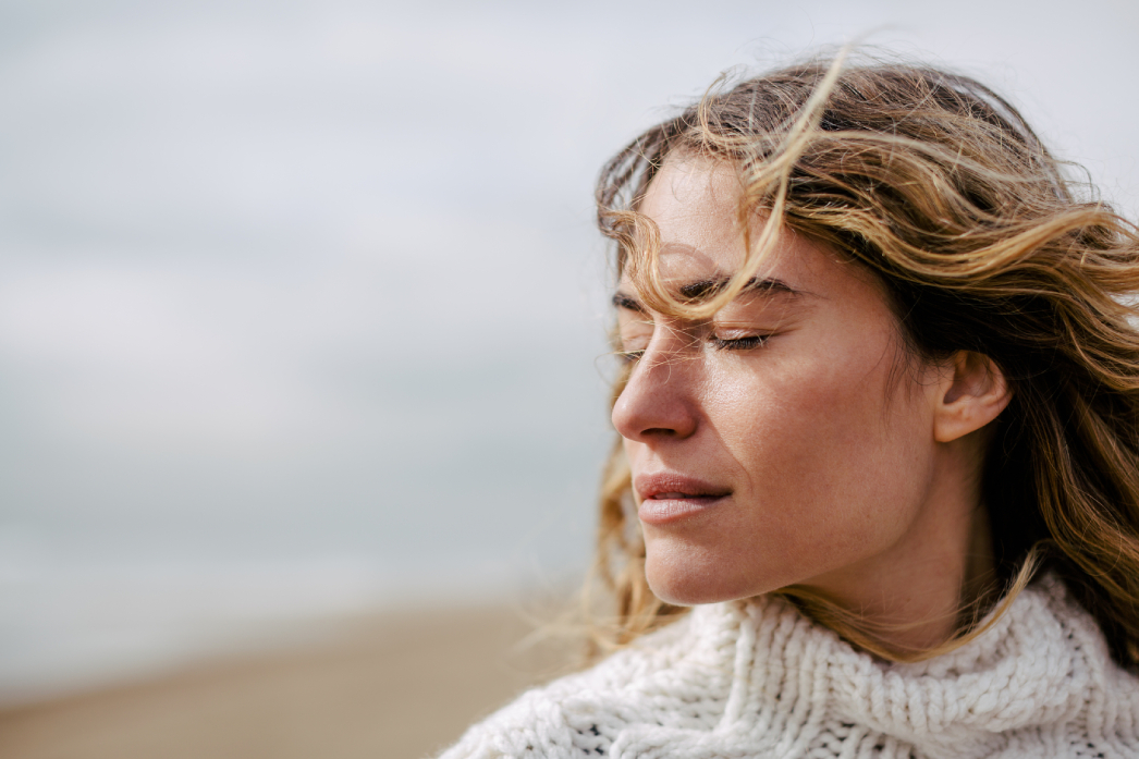 Mindfulness techniques with Lancôme