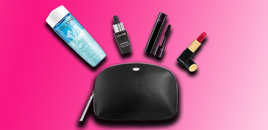 YOUR EXCLUSIVE LANCOME OFFER